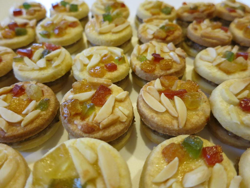 Linzer Kekse Rezept - Foto