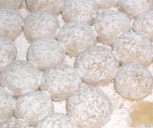 Schneebällchen Kekse Rezept