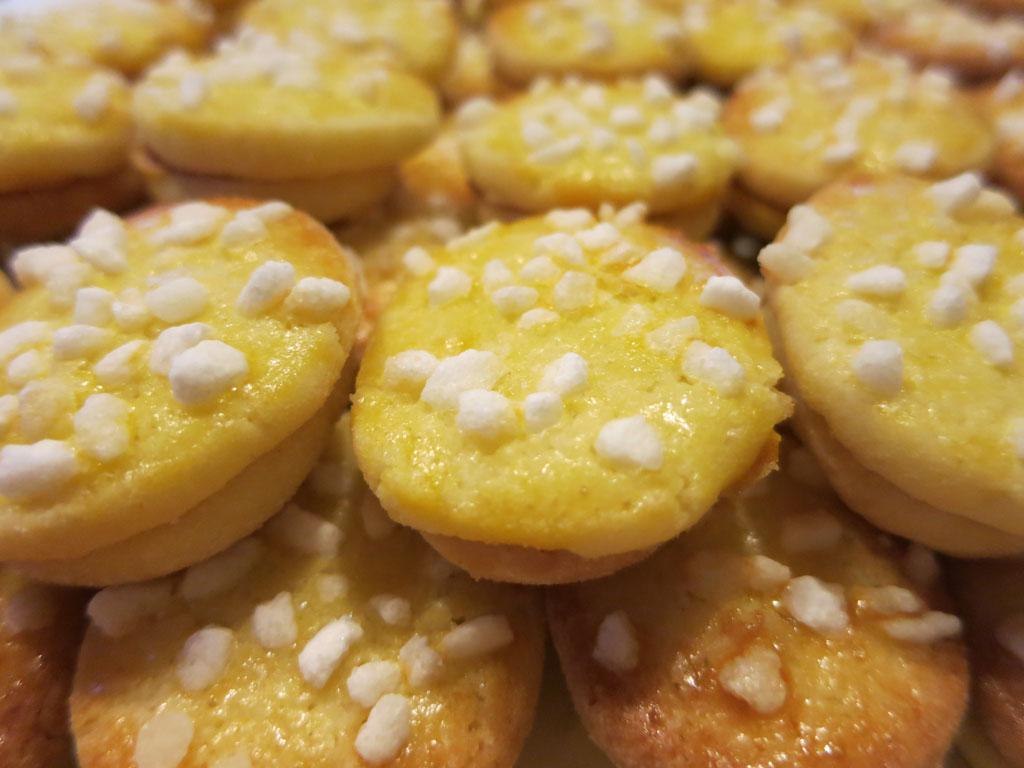 Brüsseler Brot - Keks Rezept