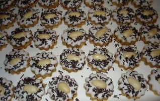 Mandel Marzipan Kekse