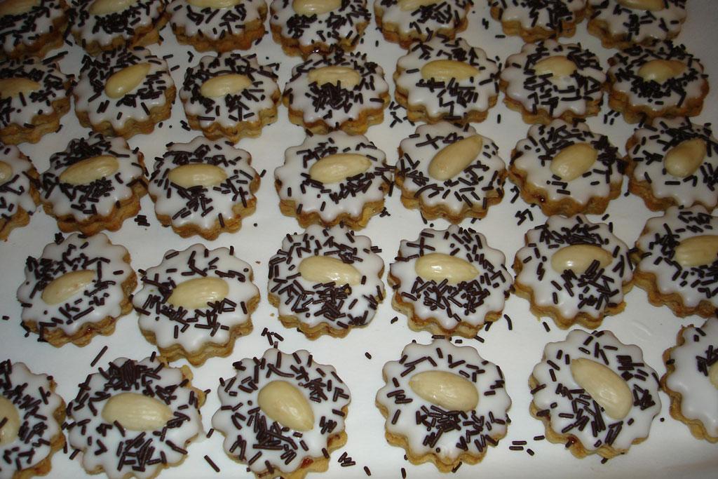 Mandel Marzipan Keks Rezept