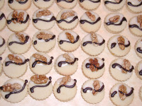 Marzipan Walnuss Kekse Rezept