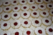 Linzeraugen - Kekse