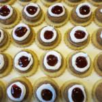 Nusstörtchen Kekse