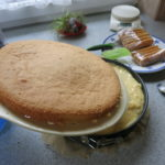 Torte zusammensetzen