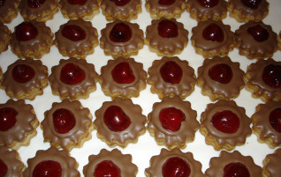 Nuss Mürbteig Kekse Rezept
