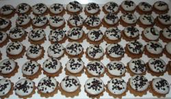 Schokolade Mürbteig Kekse