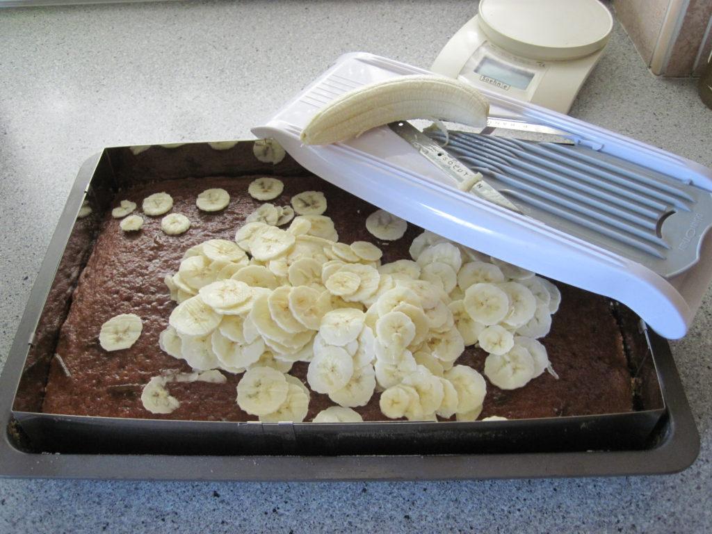 Bananenschnitten - Rezept