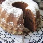 Apfelkuchen - Rezept - Gugelhupf
