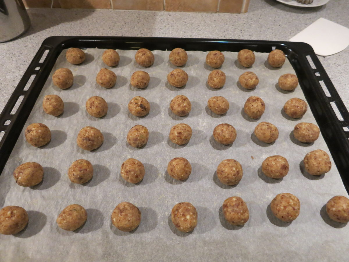 Kekse mit Gewürzen - Rezept