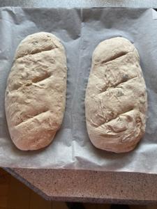 Anita`s Brot No 1 - Brot selber backen